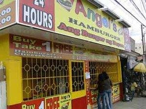 Angel Burger Philippines